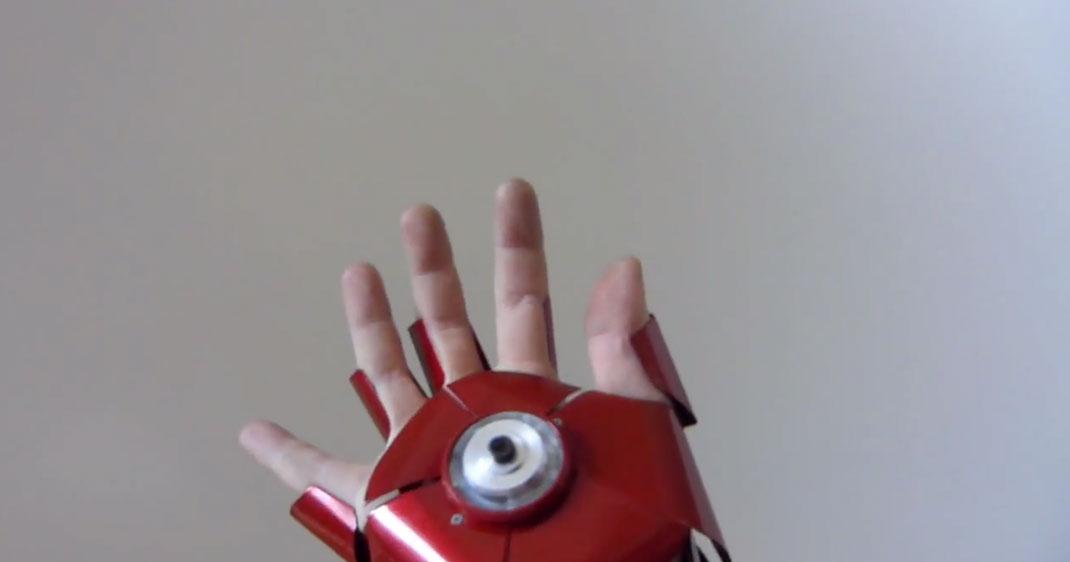 Gant-Iron-Man