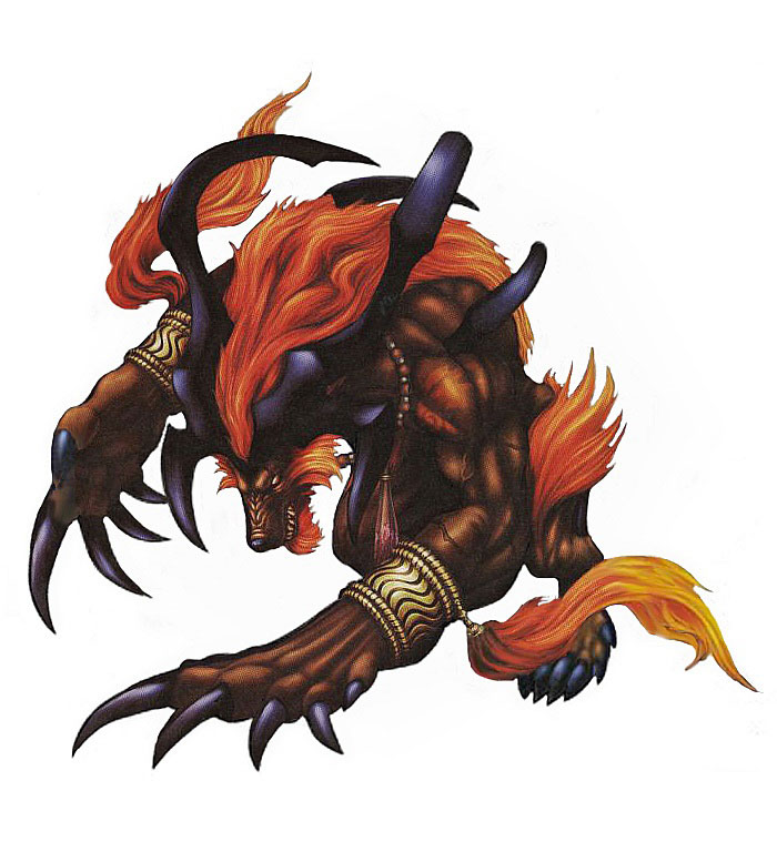 Ifrit_FFX