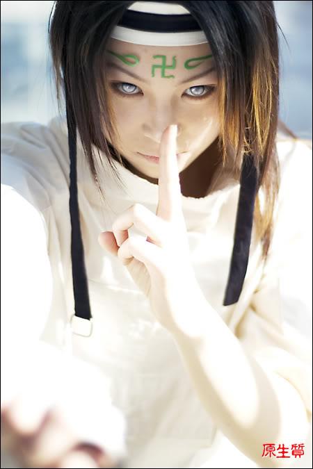 cosplay-Hyuuga Neji