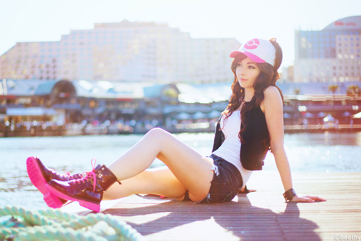 pokemon_hilda___touko__03____castelia_city_harbor_by_beethy-d6qar4i