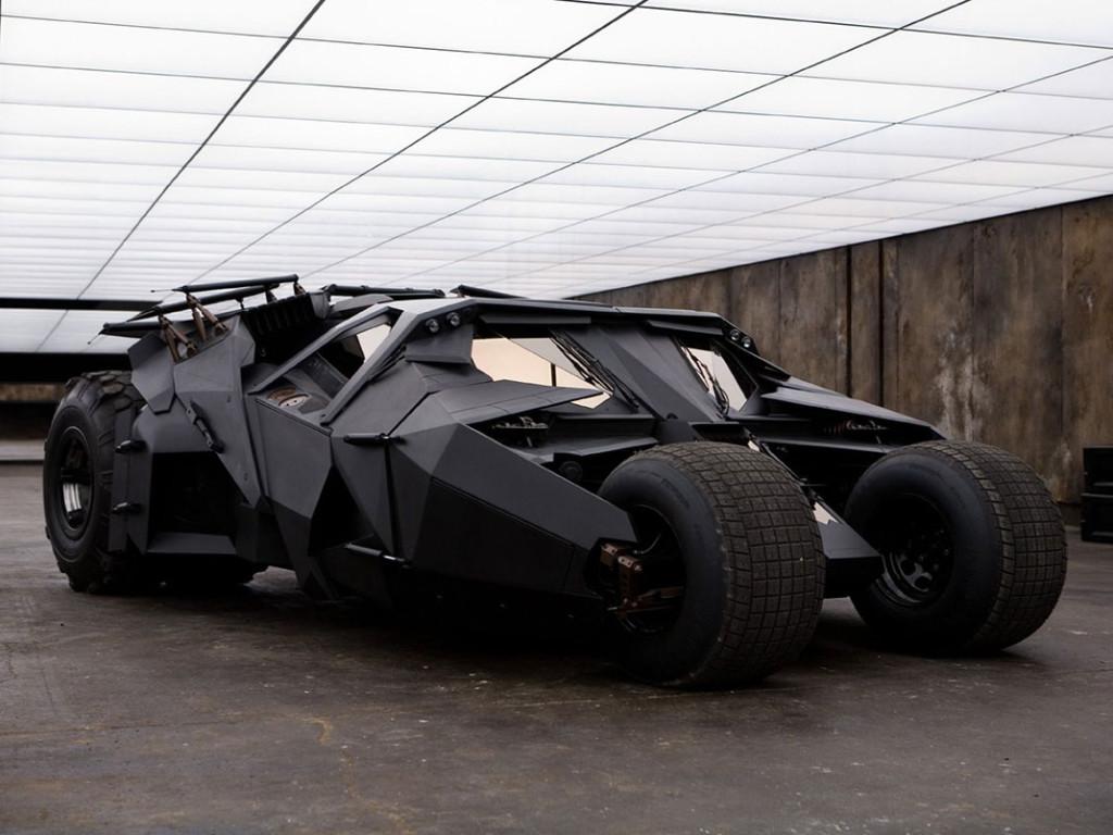Batmobile-Tumbler