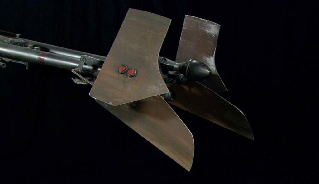Maquette-SW-speeder