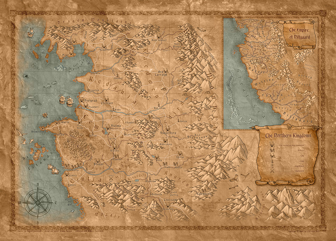 witcher-books-map