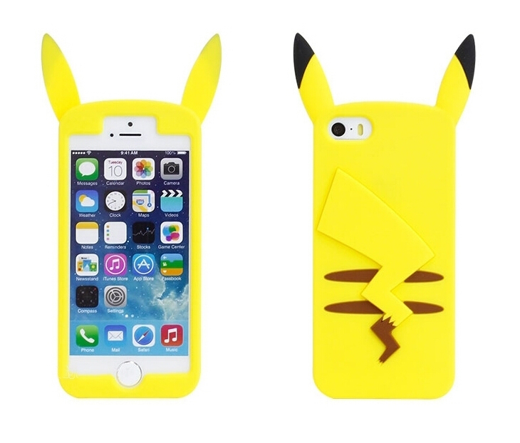 Coque-Pikachu