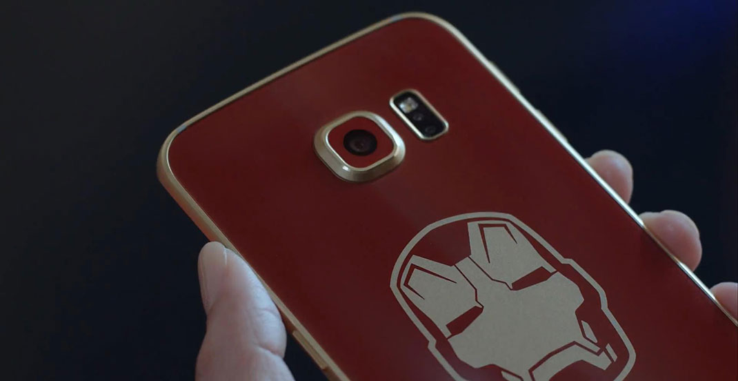 Galaxy-S6-Iron-Man-1
