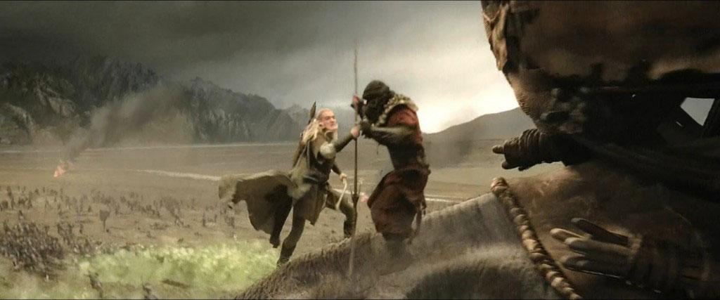 Legolas-vs-Haradrim