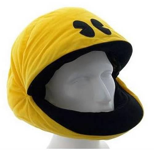 Pac-Man-Plush-Mask