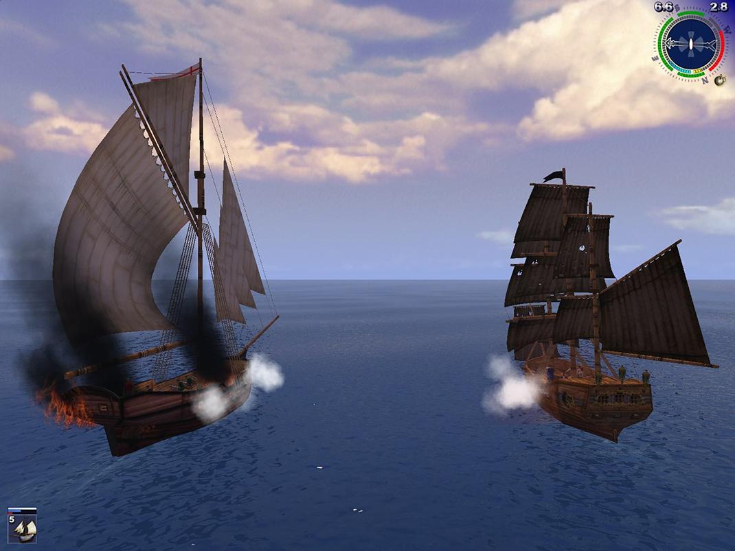 Pirates-caraïbes