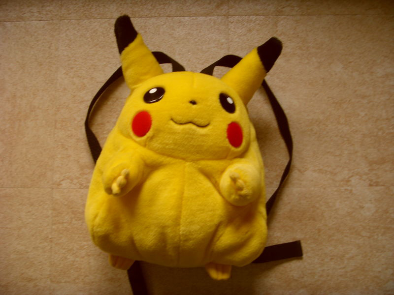 Sac-a-dos-Pikachu