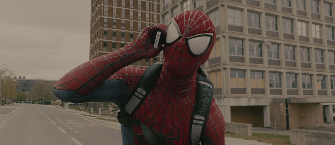Spiderman-court-métrage-1