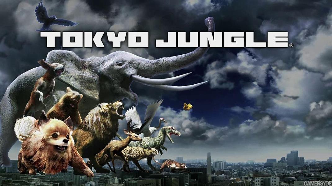 Tokyo-Jungle