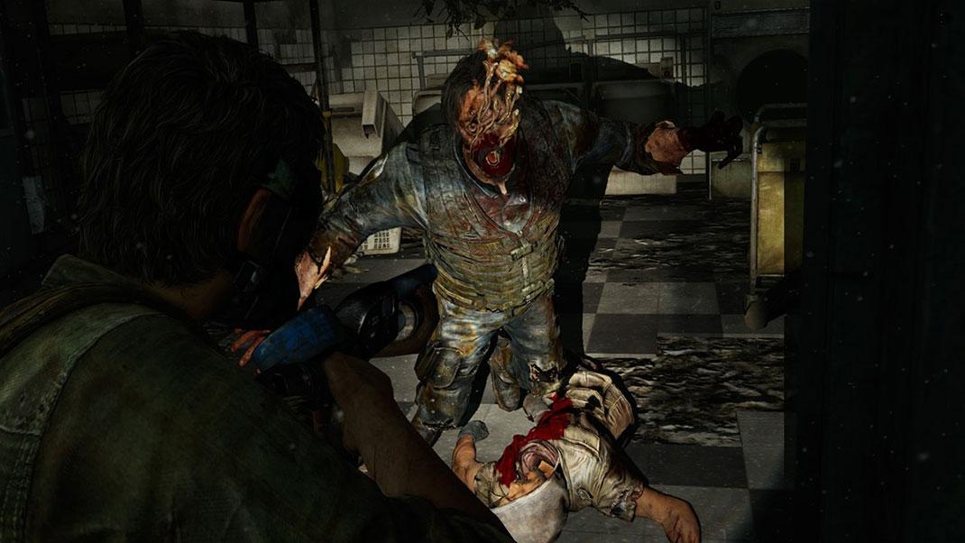 Zombie-Runner-The-Last-of-Us-combat