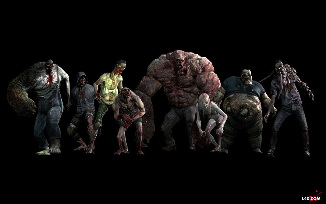Zombie-speciaux-Left-4-Dead-jeux-video