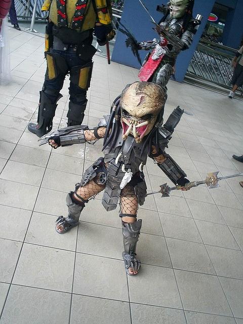 cosplay-kids-predator