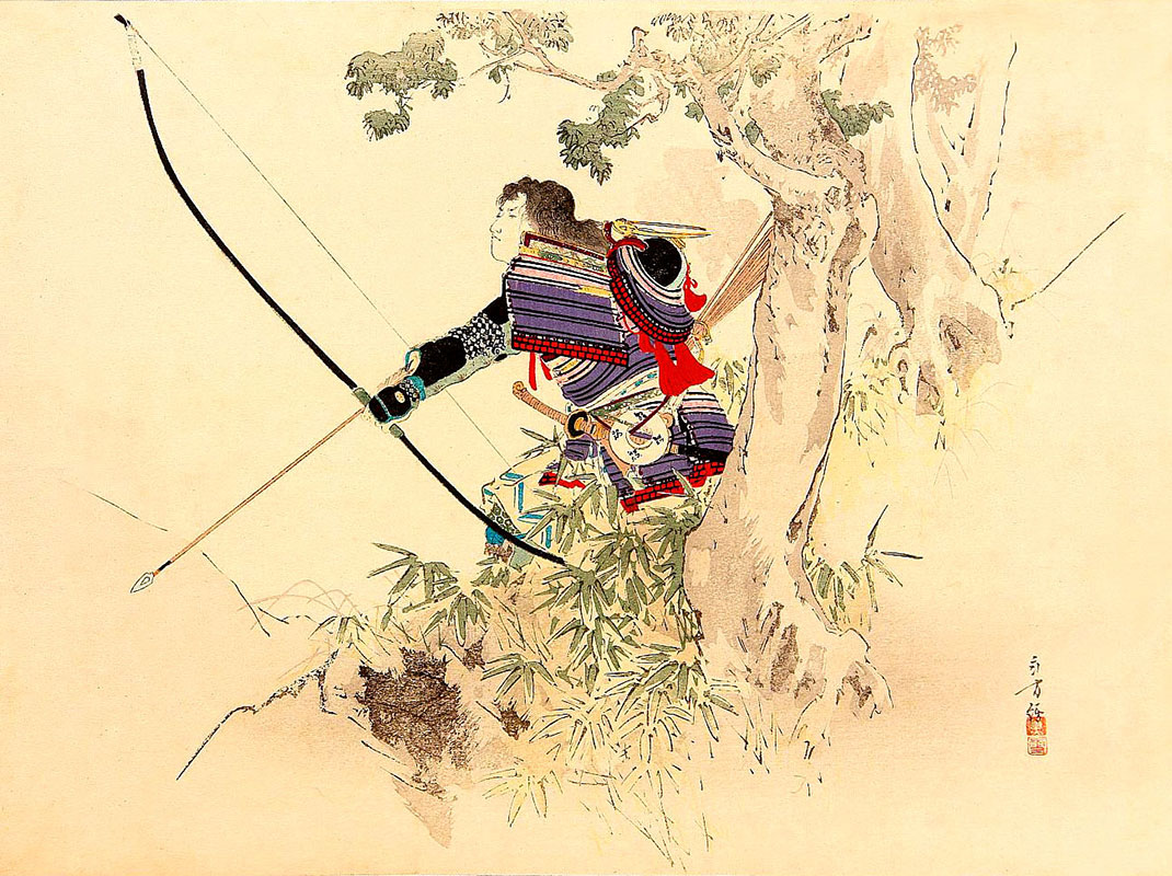 japanese-longbow
