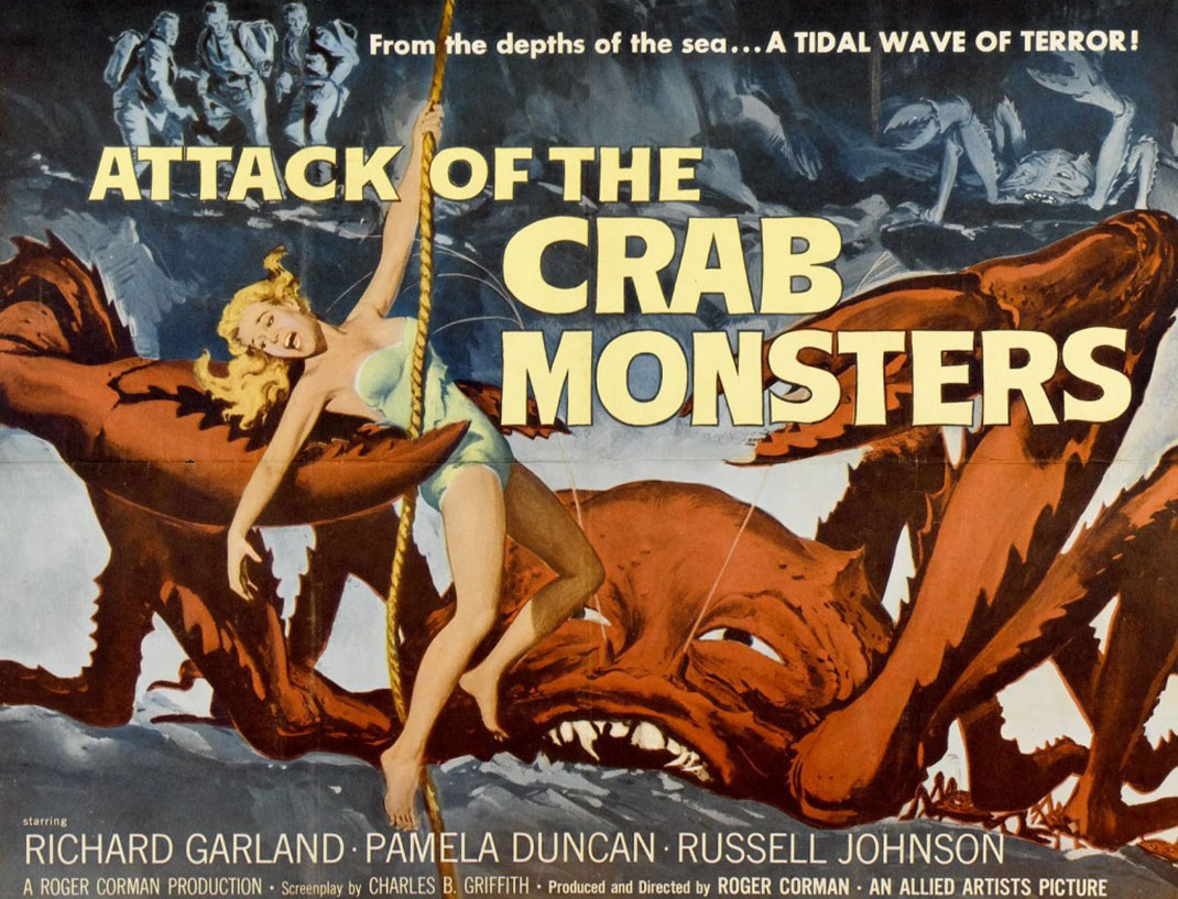 Attack-Crab-Monsters