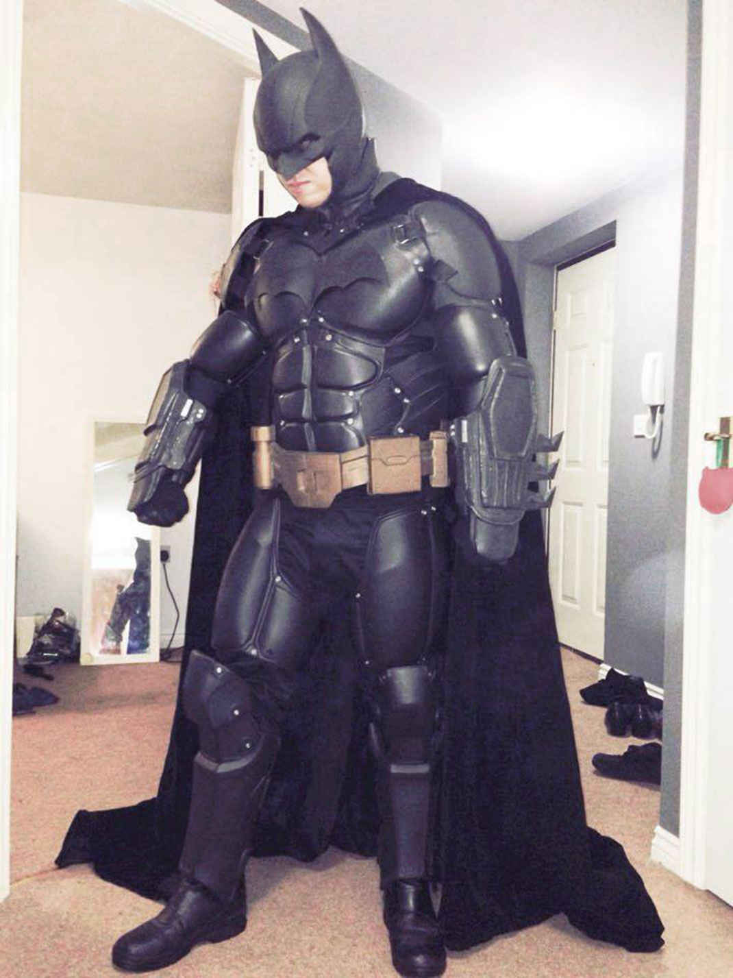 Batman-Armure-3D