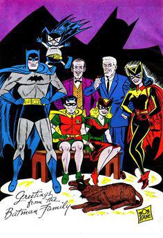 Batman-family