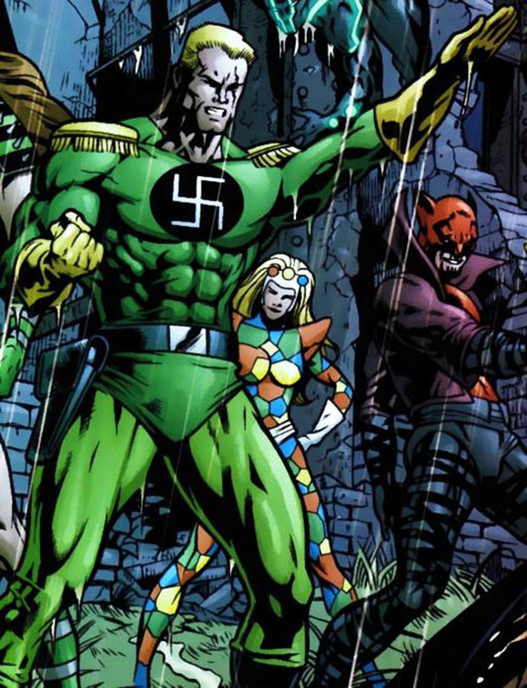 Captain-Nazi
