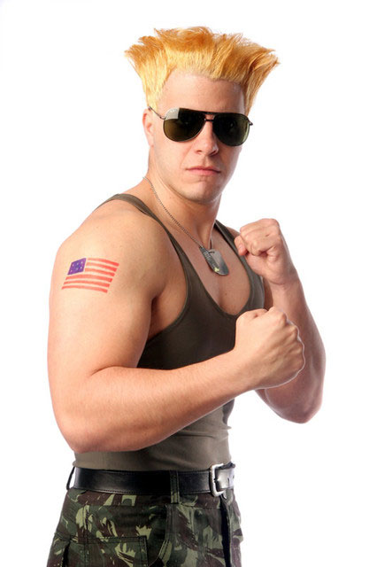 Cosplay-guile