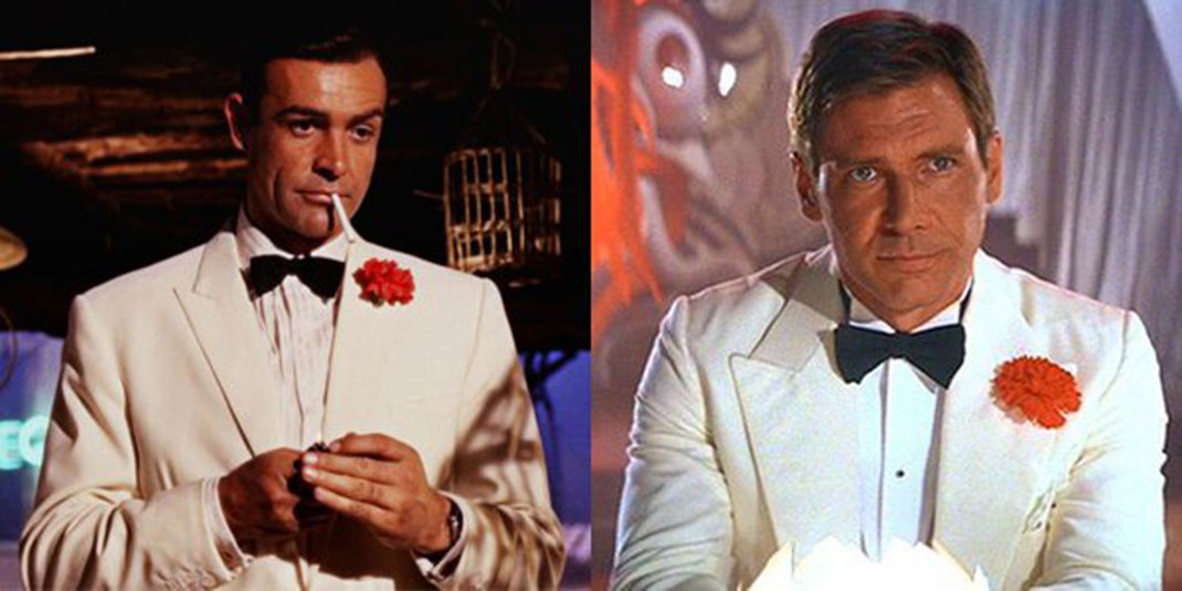 Indiana-Jones-James-Bond-White-Suit-ressemblance