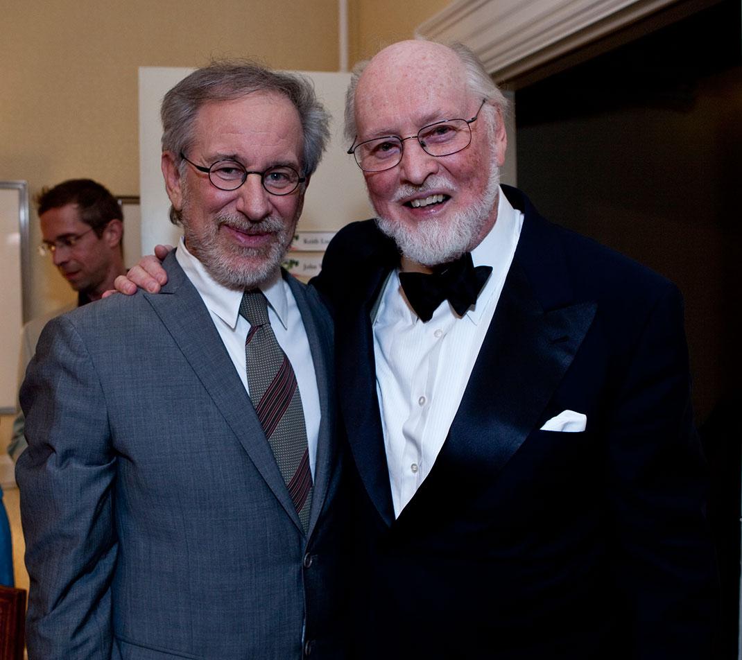 John-Williams-et-Steven-Spielberg