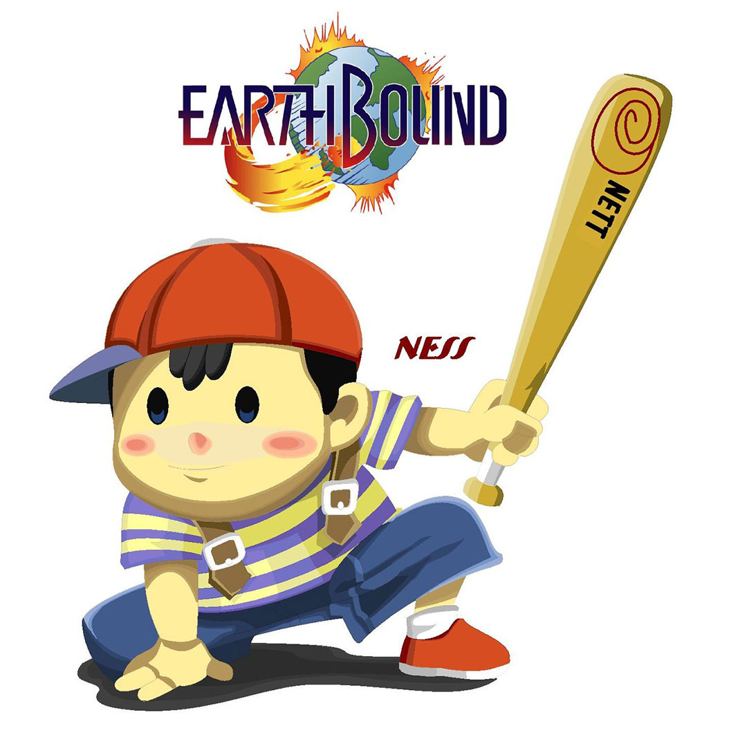 Ness-Earthbound