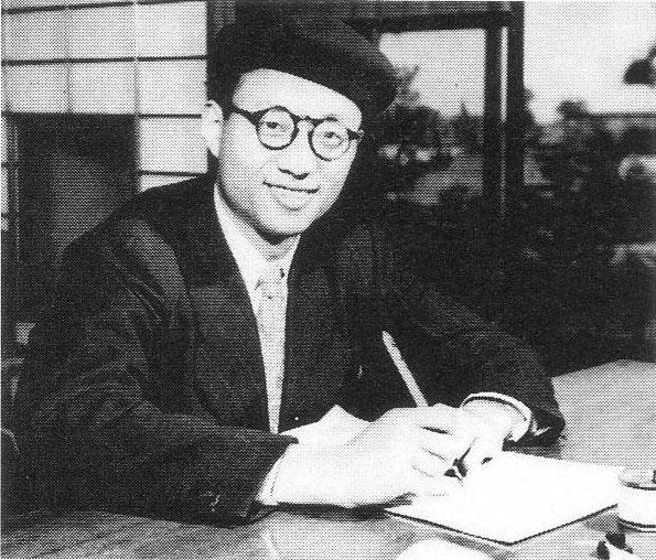 Osamu_Tezuka_1951