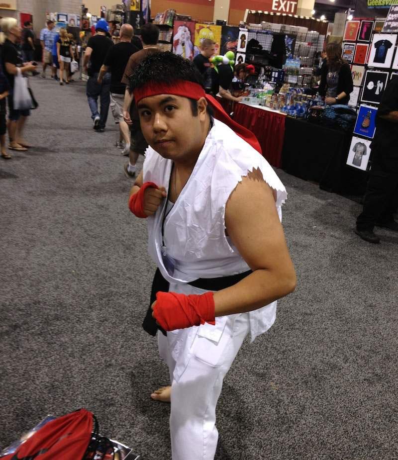 Ryu-cosplay