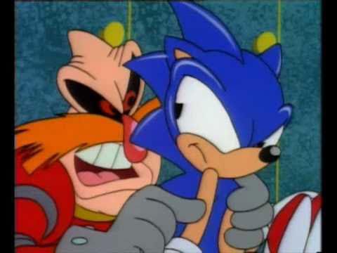 Sonic-dessin-animé
