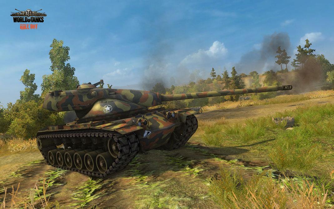 World-of-Tank
