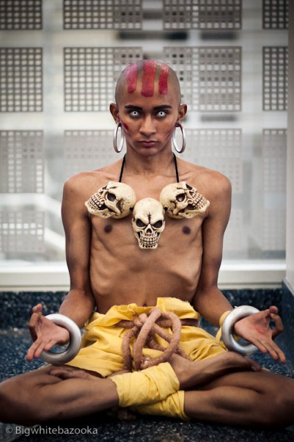 dhalsim-cosplay