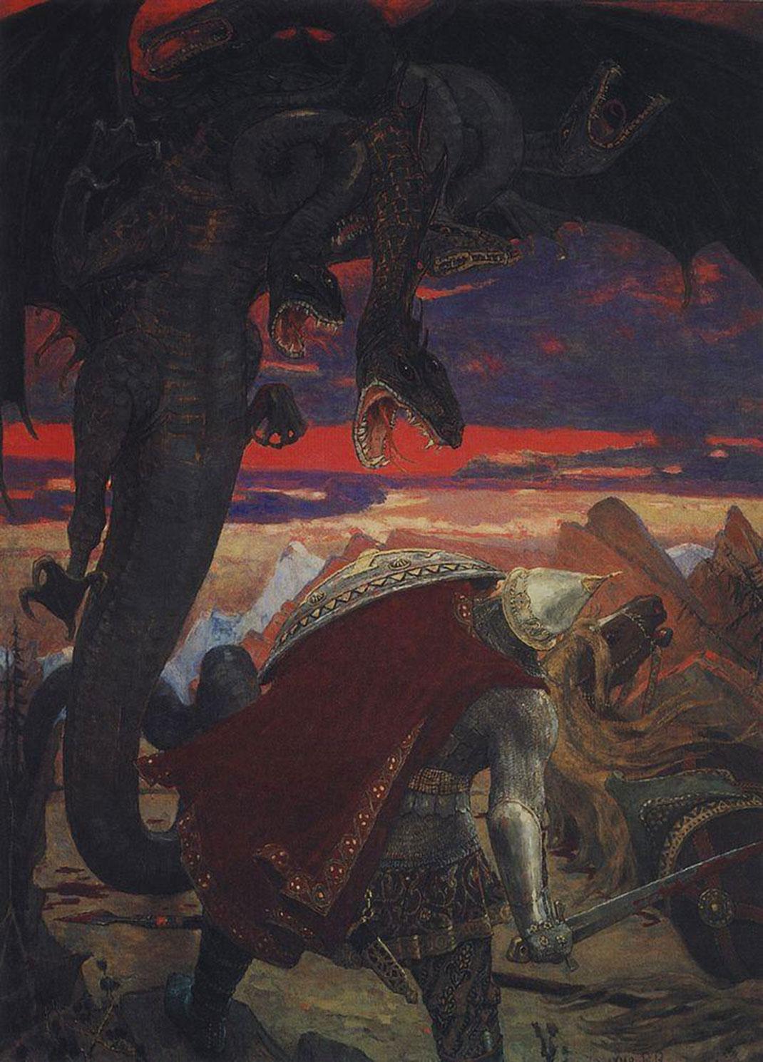 dragon-russe
