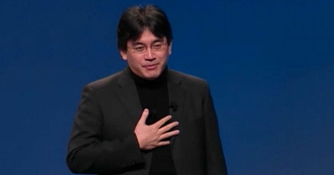 iwata-president