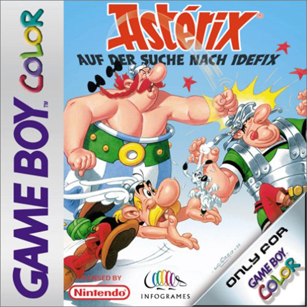 Asterix-idefix
