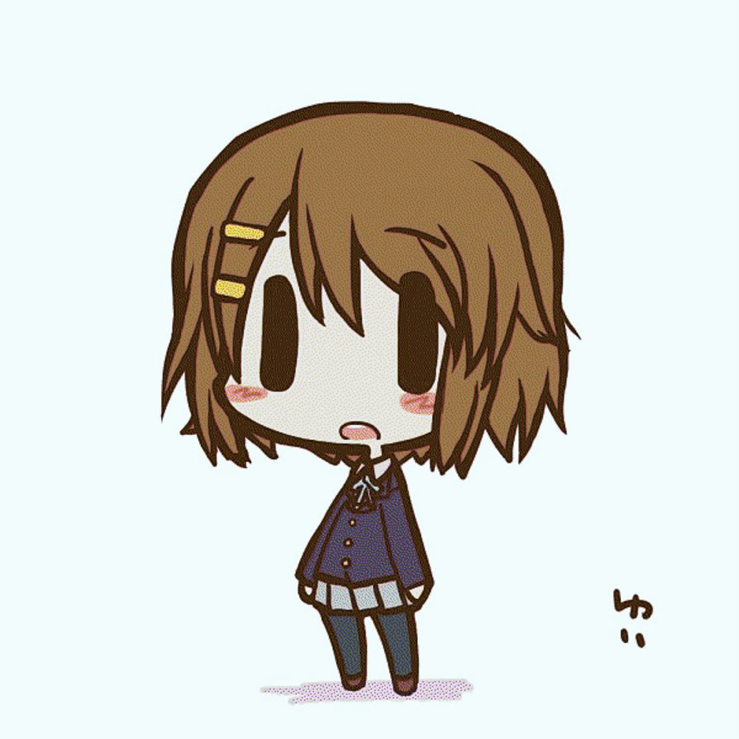 D couvrez les chibis ces petits personnages de mangas - Style de dessin ...