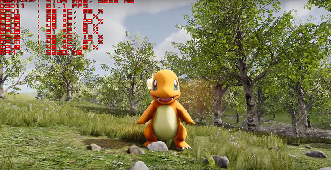 Pokemon-Unreal-2