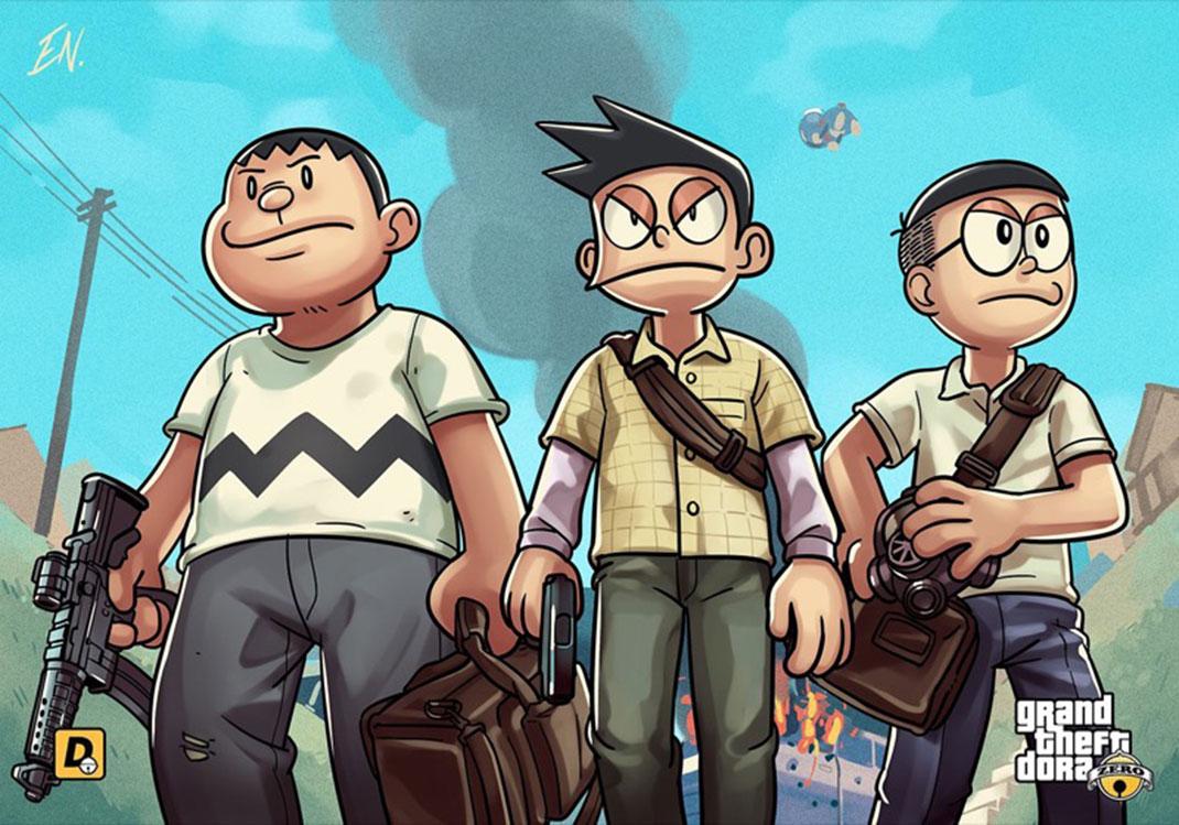 Doraemon-GTA-(4)