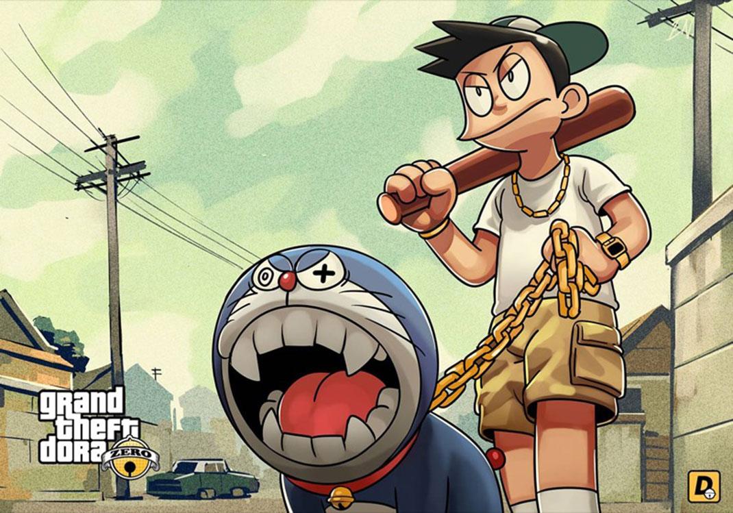 Doraemon-GTA-(9)