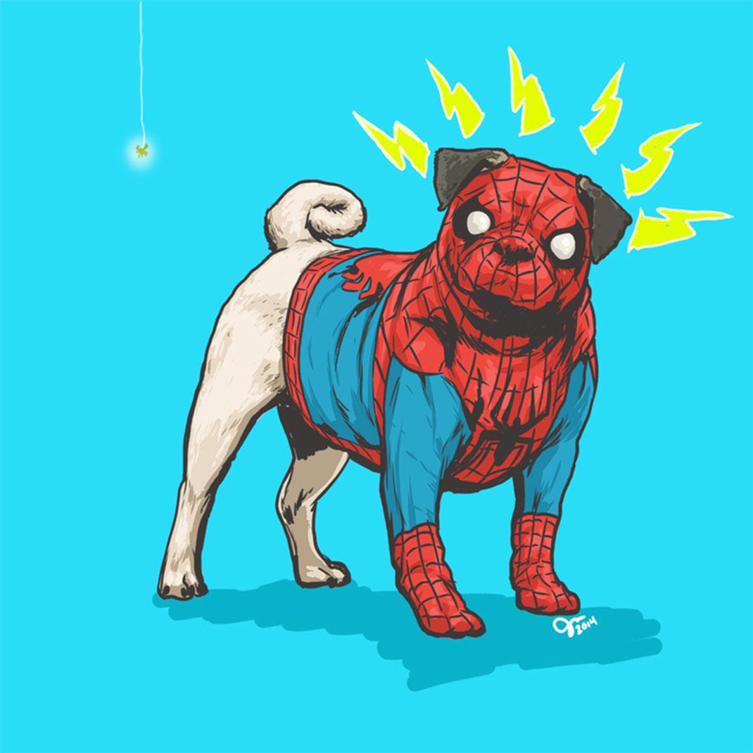 Josh-Lynch-Dog-Spidey