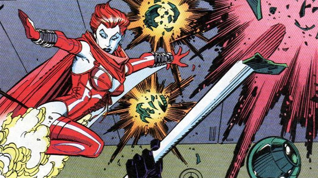 Super-Héroine (1)