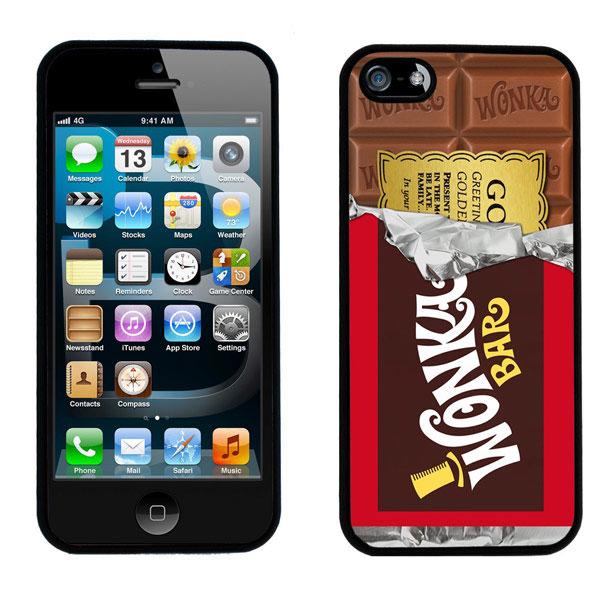 Willy-Wonka-Golden-Ticket-Chocolate-Bar-iPhone-5-Case