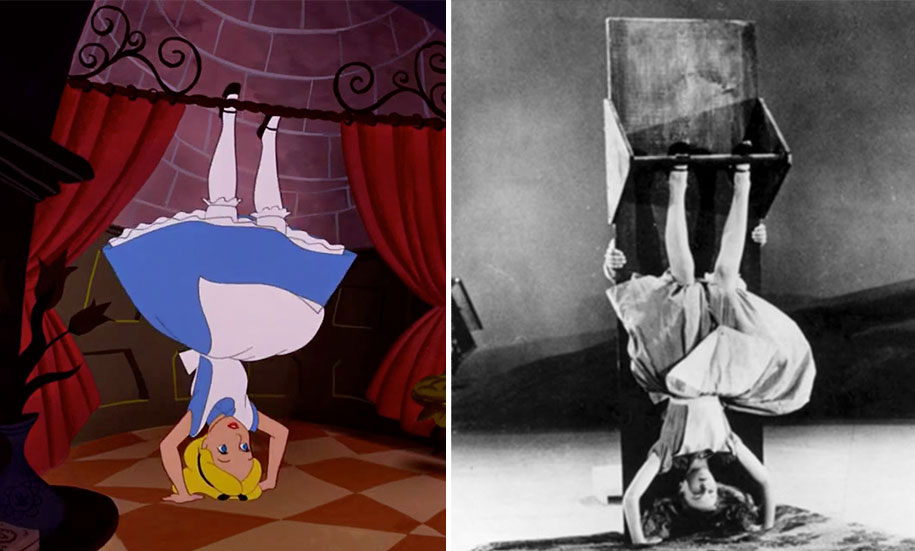 alice-in-wonderland-behind-the-scenes-animators-kathryn-beaumont-777