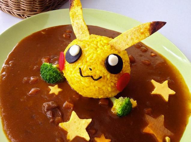 pikachu-restaurant