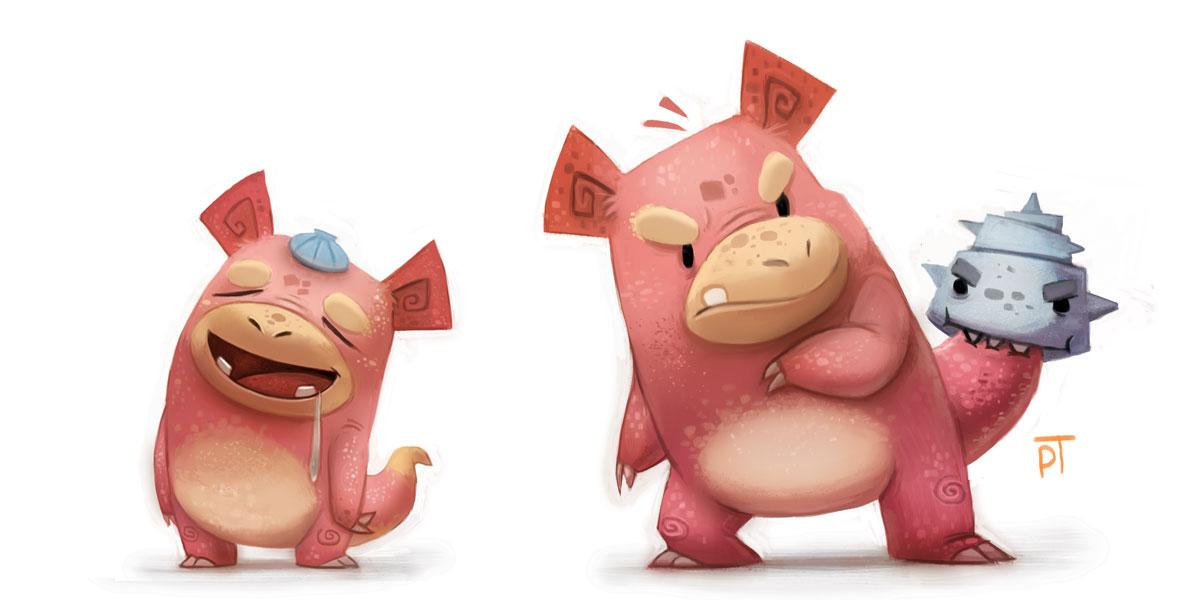 Pokemon-cartoon
