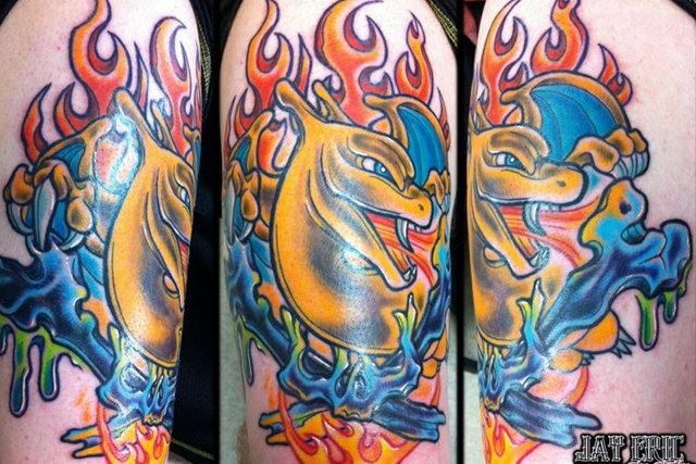 pokemon-dracofeu-tatoo
