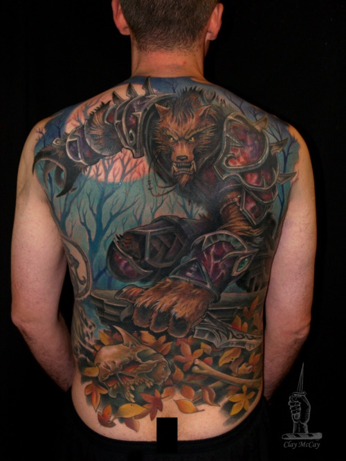 wow-worgen-tattoo