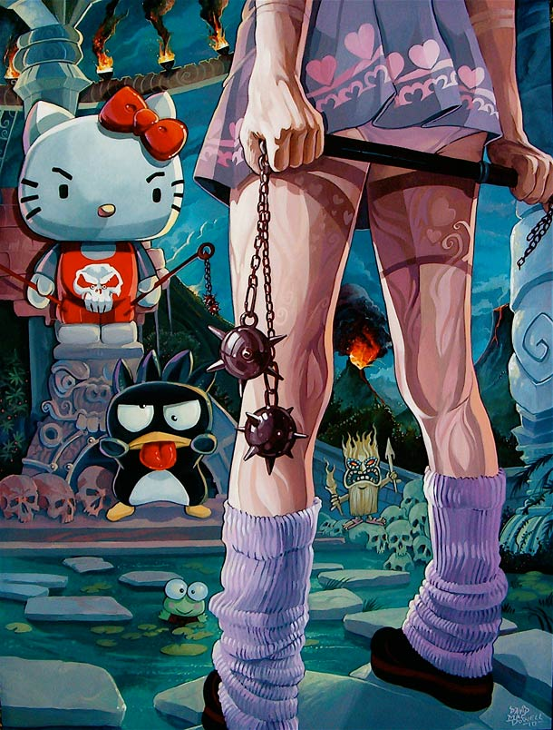 Dave-Macdowell-Hello-Kitty