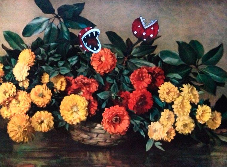 Dave-Pollot-fleurs-carnivores