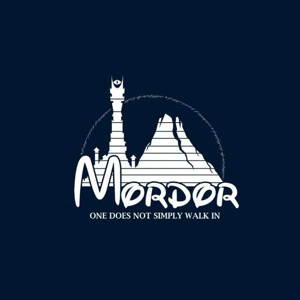 Disney -Mordor